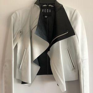 VEDA leather jacket